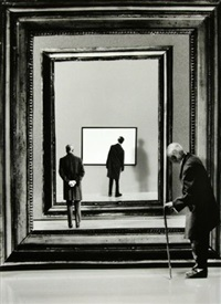 flash back by gilbert garcin