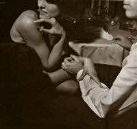 sante d'orazio wedding, new york by larry fink