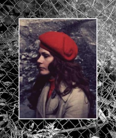 suzy lake as patty hearst (collab. w/suzy lake) by bill jones