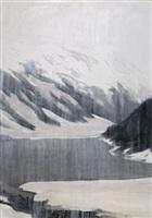 rainy mountain by iris schomaker