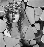 gorgoneion i by mimmo jodice