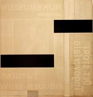tropos xxxiv (rijksmuseum) by robert kelly