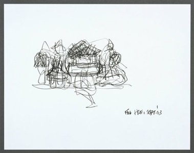 new works by frank gehry and ed ruscha by frank gehry