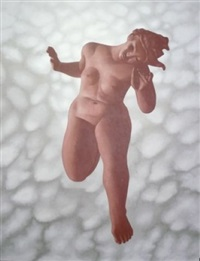 aphrodite (after maillol) by thanet awsinsiri