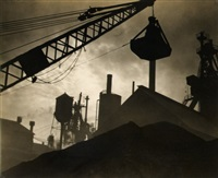 iron ore and blast furnaces by william m. rittase