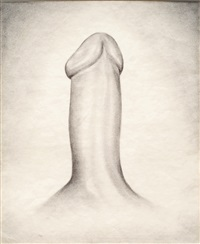 untitled (penis) by tomoo gokita