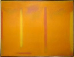 alison series: landscape yellow by esteban vicente