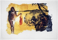 rays by eric fischl