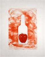 blood in warm water by james rosenquist