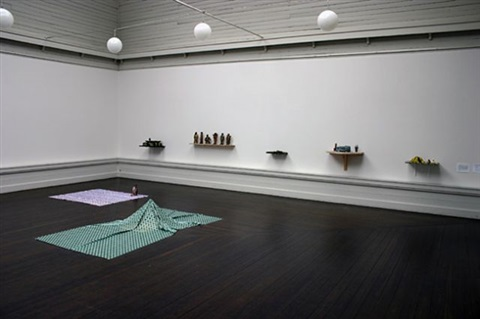 installation view by hesselholdt & mejlvang