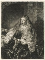 the great jewish bride by rembrandt van rijn
