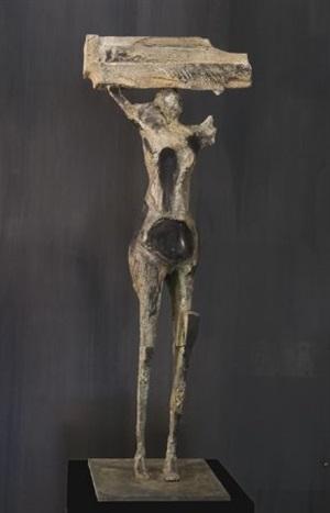caryatid by john denning