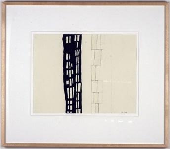 ohne titel / untitled (reforzate.4) by jürgen partenheimer