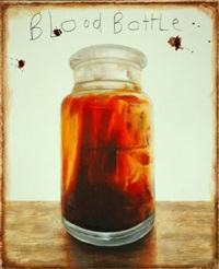 blood bottle by renée stout