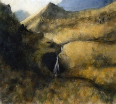mountain ii by bill jacklin
