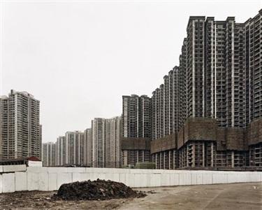 zhongyuan liangwan cheng ii, putuo distric, shanghai by sze tsung leong