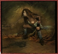 mizerné vino (bad wine) by jan saudek