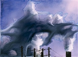 blue emissions by alexis rockman