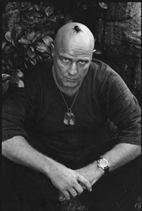 marlon brando on the set of apocalypse now, pagsanjan, philippines by mary ellen mark