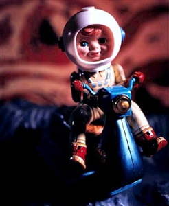 david levinthal - space toys and other works by david levinthal