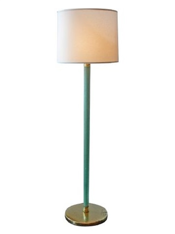 bollicine floor lamp for venini by carlo scarpa