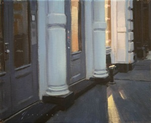 path of light by vincent giarrano (sold)