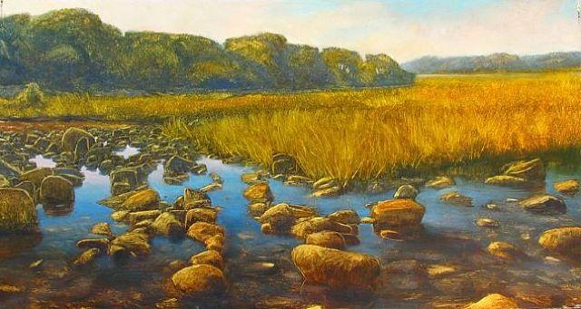 meigs point, island pools by david allen dunlop