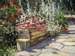 jean's garden by carol jenkins