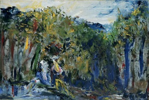 glory to the brave singer by jack butler yeats