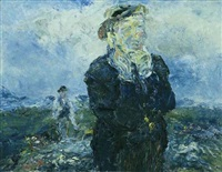 the mountain path by jack butler yeats