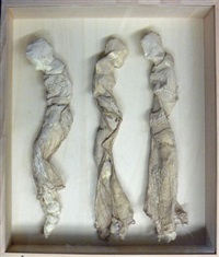drei figuren by jürgen brodwolf