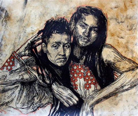 alixa and naima by swoon