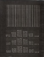 from map of poetry sculpture words by carl andre