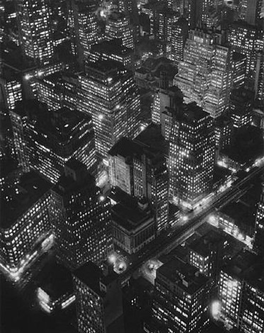 new york by night by berenice abbott