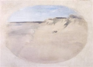 wellfleet beach by edwin walter dickinson