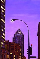 new york curve - night by cecile gray bazelon