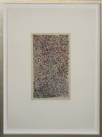 stained glass by mark tobey