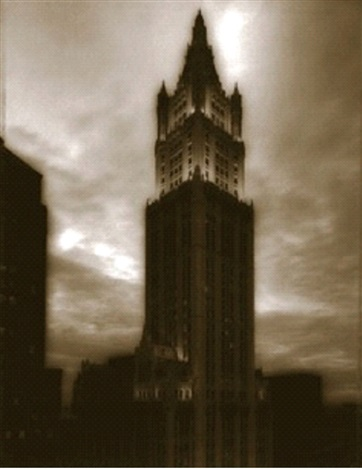 woolworth building by tom baril