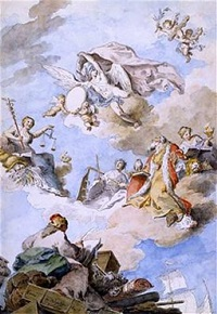 allegory by pietro de angelis