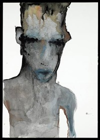 self portrait (the grey series) by marilyn manson