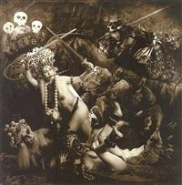 peking opera - quelling the white bone demon by liu zheng