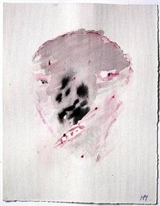 on paper by henri michaux
