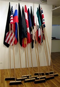 g8-the brooms (contamination) by mounir fatmi