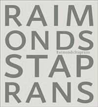 essay by john yau by raimonds staprans