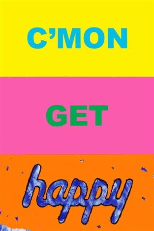 cmon get happy by deborah kass