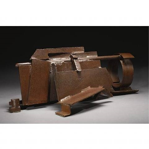 table piece ccccxxxvi by anthony caro