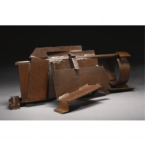 table piece ccccxxxvi by sir anthony caro
