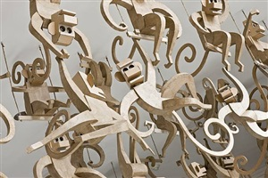 the great monkey project by james grashow