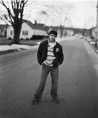 michael, fall river boys by richard renaldi