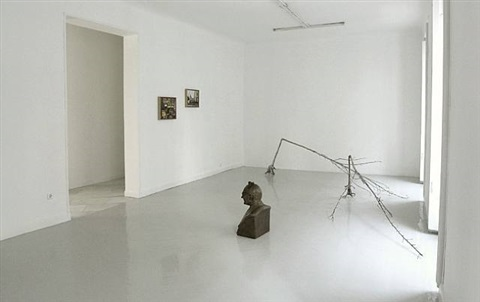 exhibition view by fernando sanchez castillo